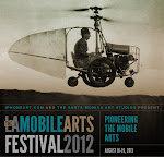 I will be exhibiting at LAMAF in August 2012
