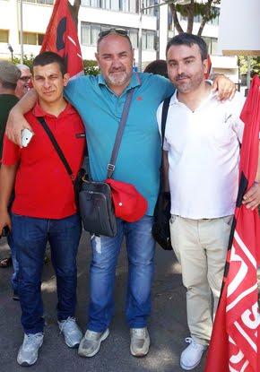 sciopero telecom