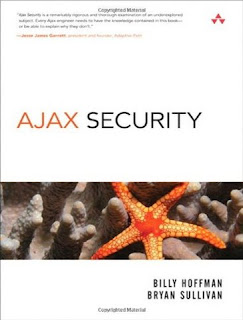 Ajax Security By Billy Hoffman