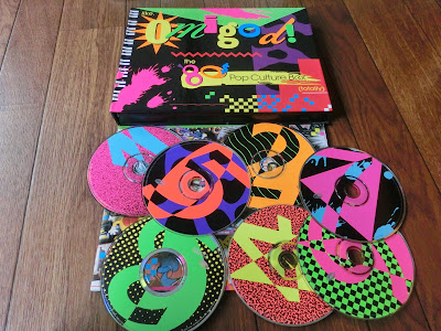 Like Omigod! The 80s Pop Culture Box (Totally)