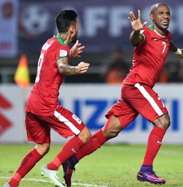 hasil skor indonesia vs thailand final aff tadi malam