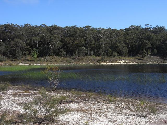 Lake McKenzie, Booderee Botanical Gardens