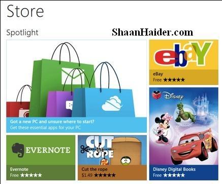 Top 5 Metro Apps for Windows 8