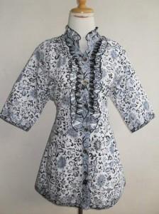 Model Baju Batik Lengkap Terbaru Februari 2013 | Terbaru 2016