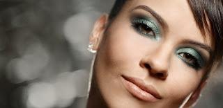 Maquiagem verde esmeralda para os olhos 2013 dicas