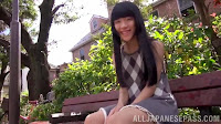 Horny Asian Teen Shows Her Ass In Public And Gets Nailed