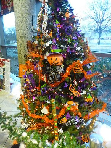 source - Halloween Christmas