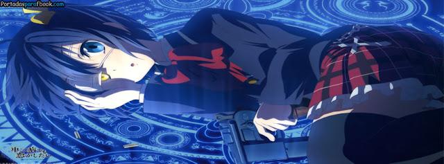 las mejores portadas de anime para facebook