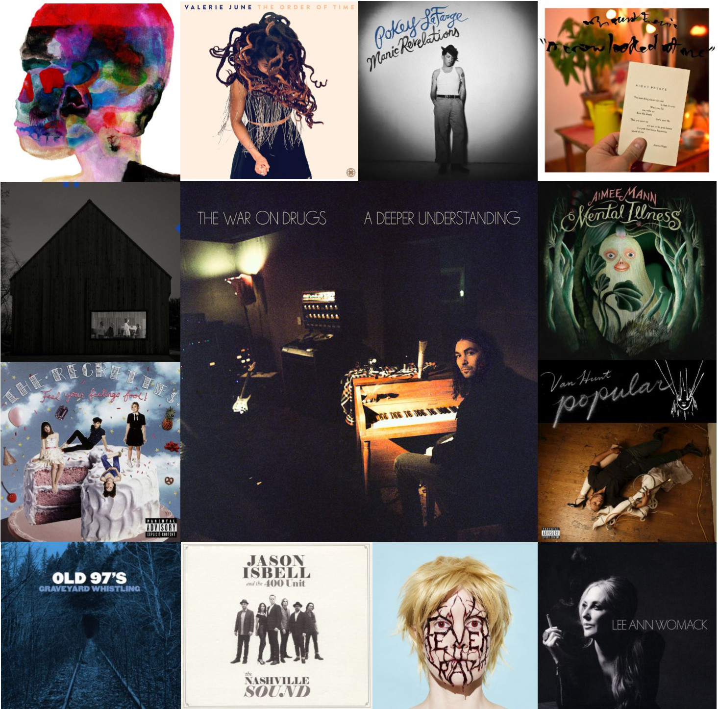 13 Listens From '17