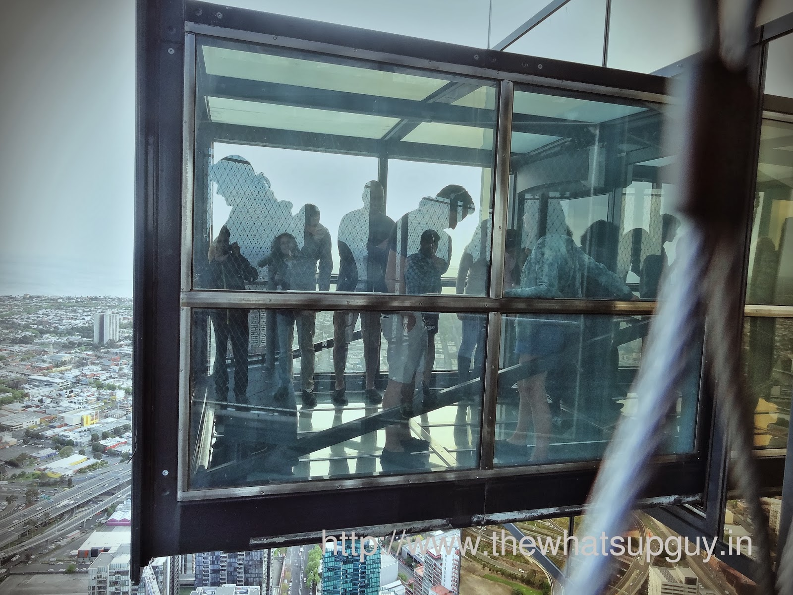 Eureka Towers Glass Box