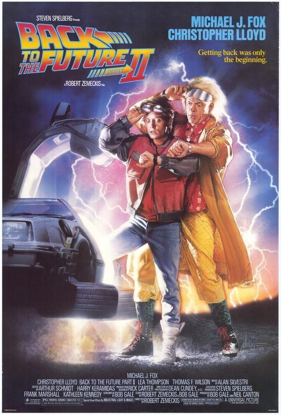 Regreso al futuro II (1989)