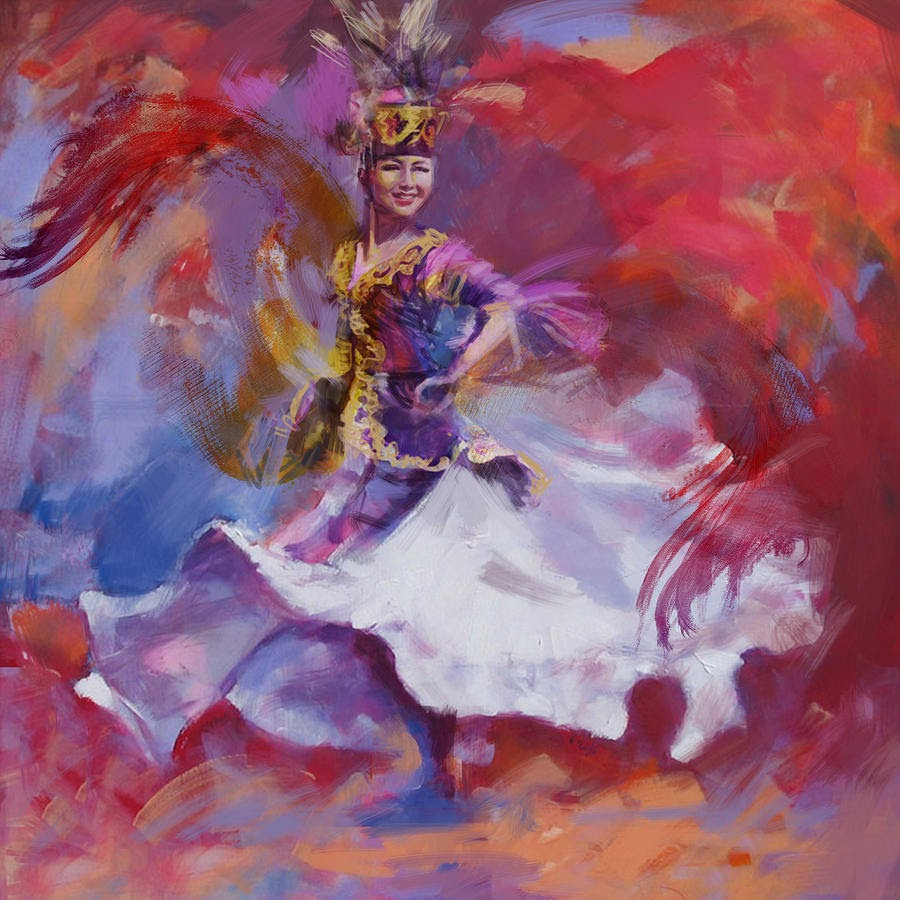 Maryam Mughal Kazakhstan culture