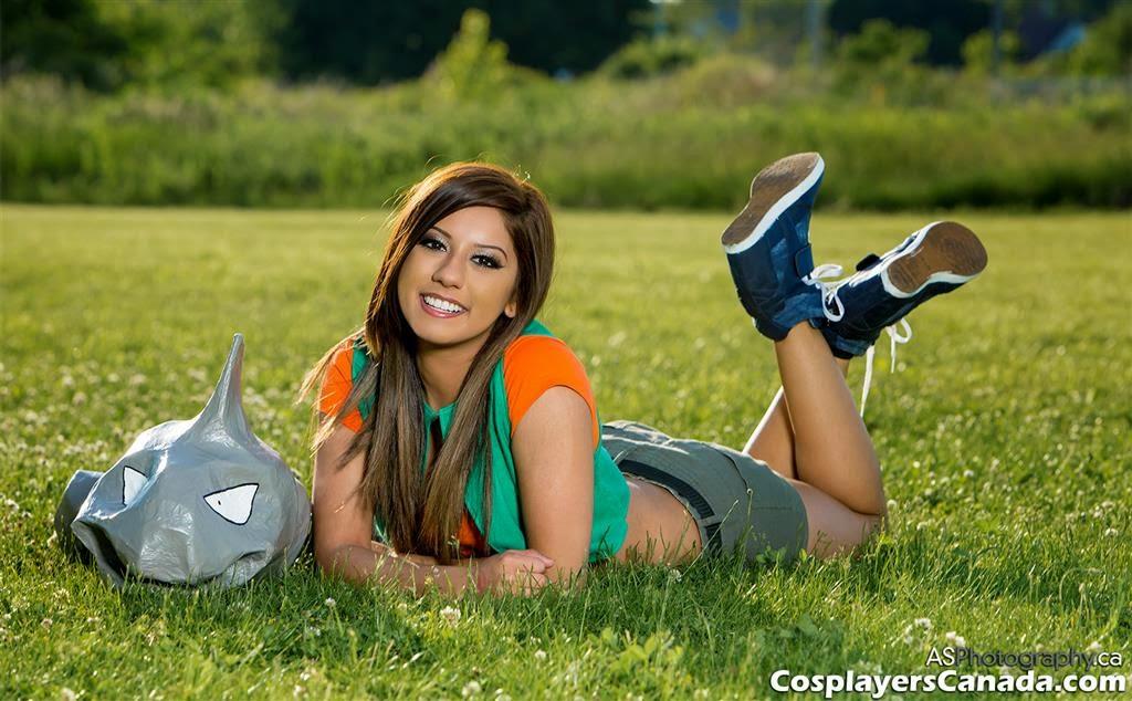 Cosplayers Canada: Female Brock from Pokemon by Sassmira ...
