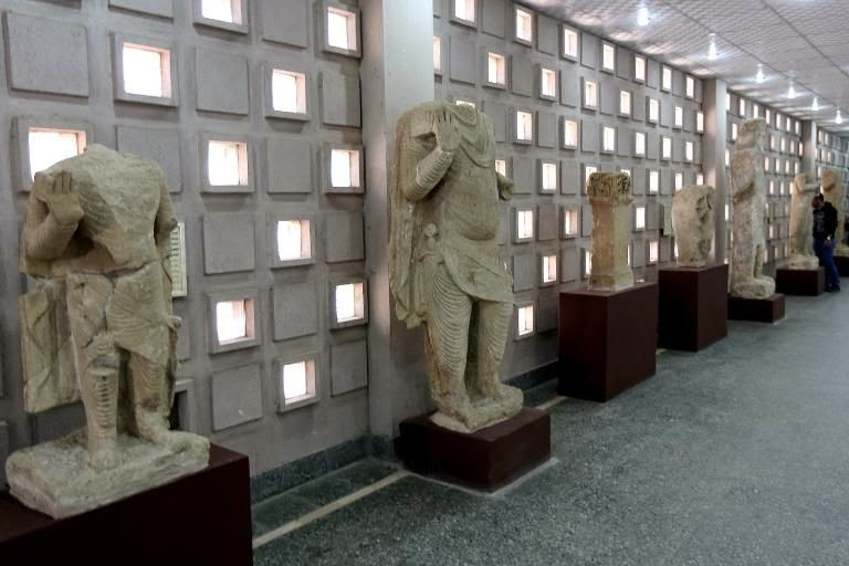 Iraq reopens Baghdad museum after 12 years