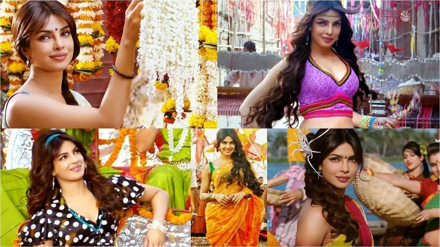 Gunday movie heroine Priyanka Chopra as Nandita