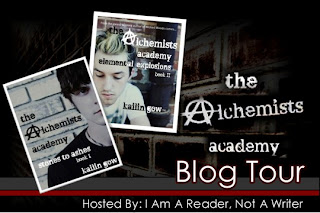 {Review+G!veaway} Elemental Explosions by Kailin Gow