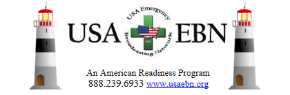USA EBN Emergency Broadcasting Network Monthly