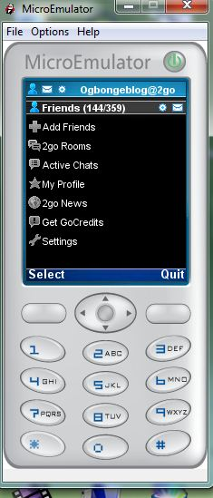 2go mobile messenger nokia e63