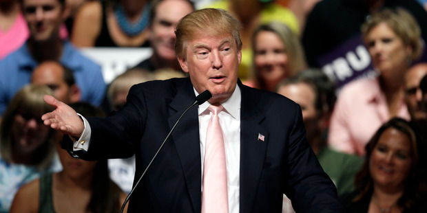 Donald Trump goes on the attack with Scott Walker as his latest target