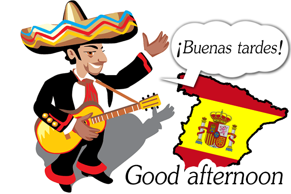 How U Say Good Morning In Spanish : How to say good morning afternoon in spanish