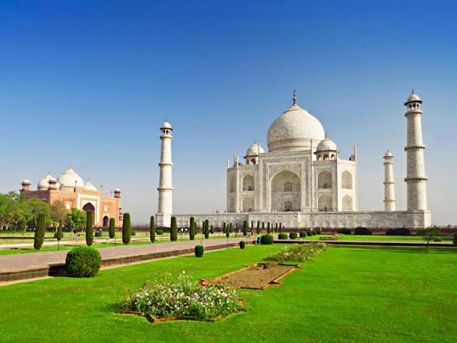 Taj Mahal - 2 To 5 Years Left