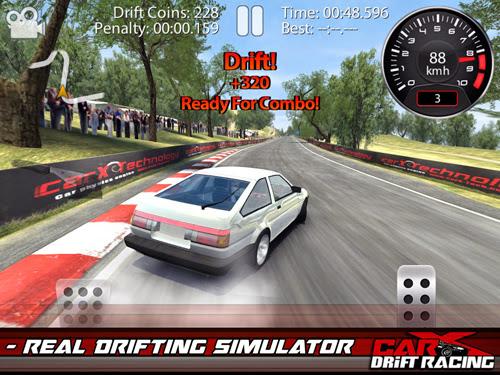 Jogo CarX Drift Racing Dinheiro Infinito