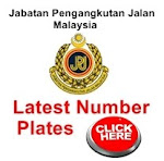 Latest Plate Number