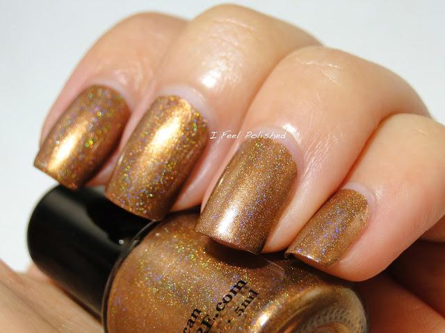 Jior Couture Bronze Pecans
