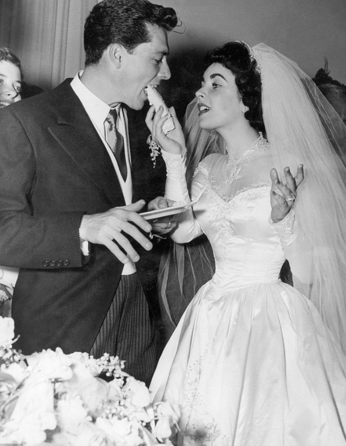 Elizabeth Taylor Wedding