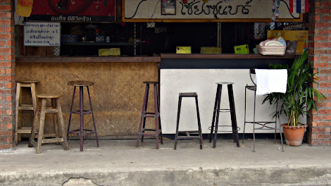 Barstools for everyone in Chiang Mai!