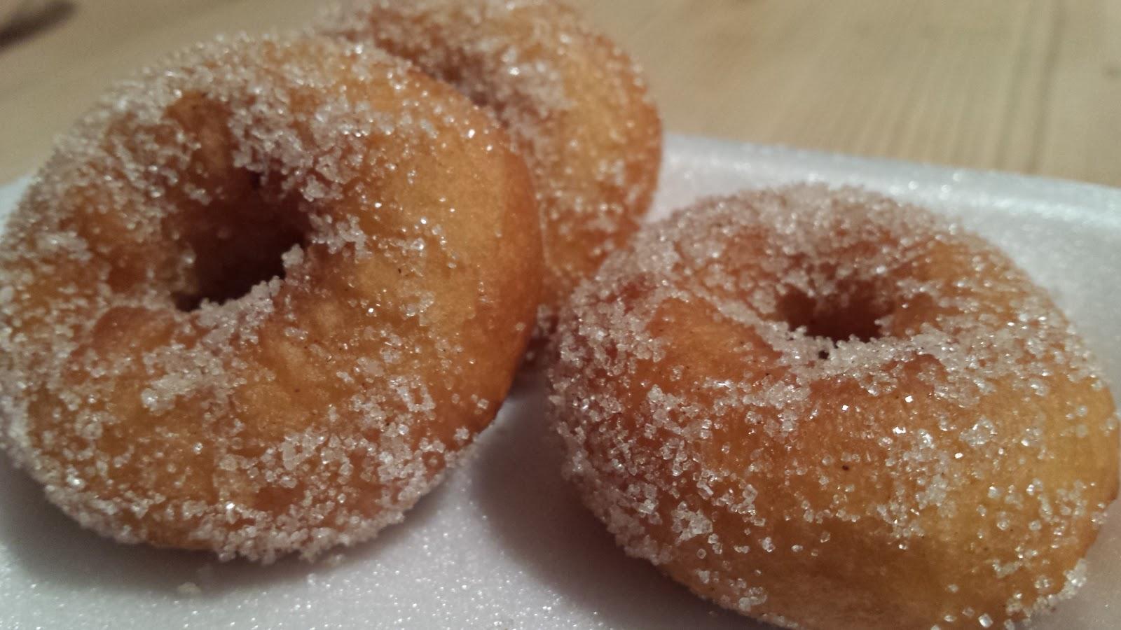 rosquitos de azúcar