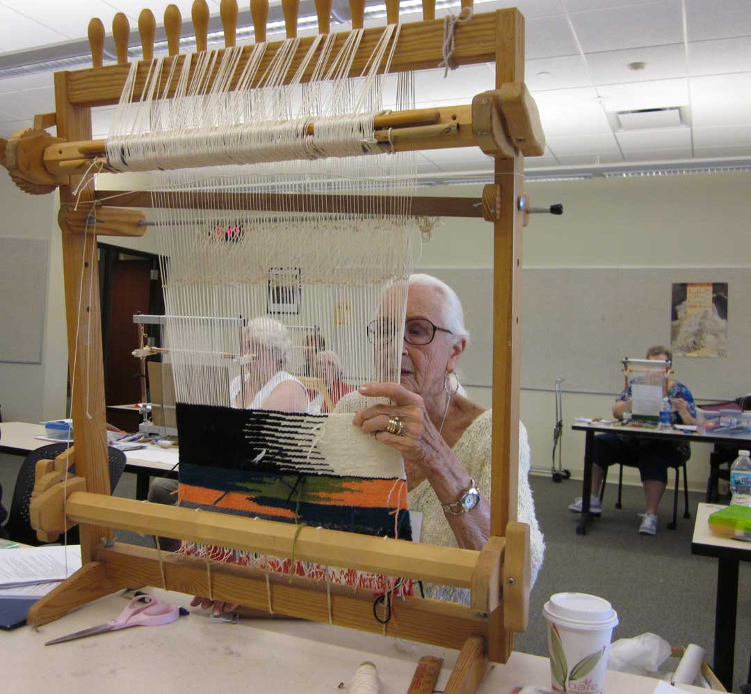 how to build my own saori loom