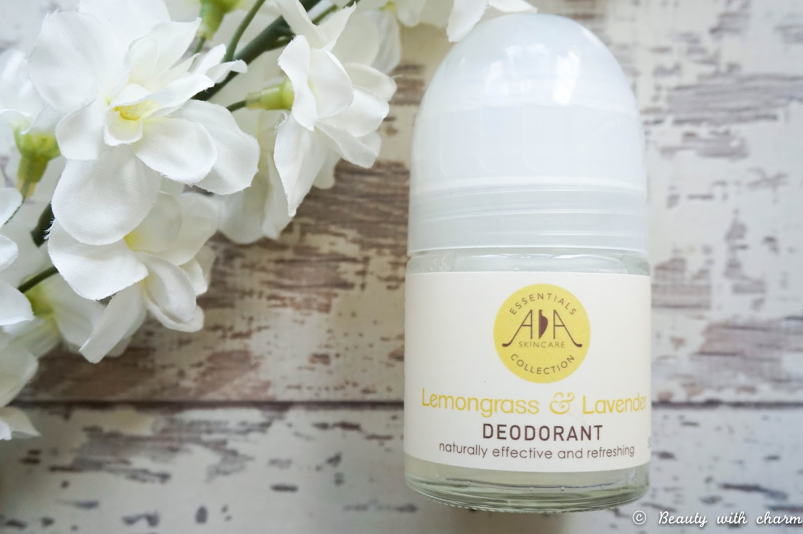 Go Natural with AA Skincare Deodorant