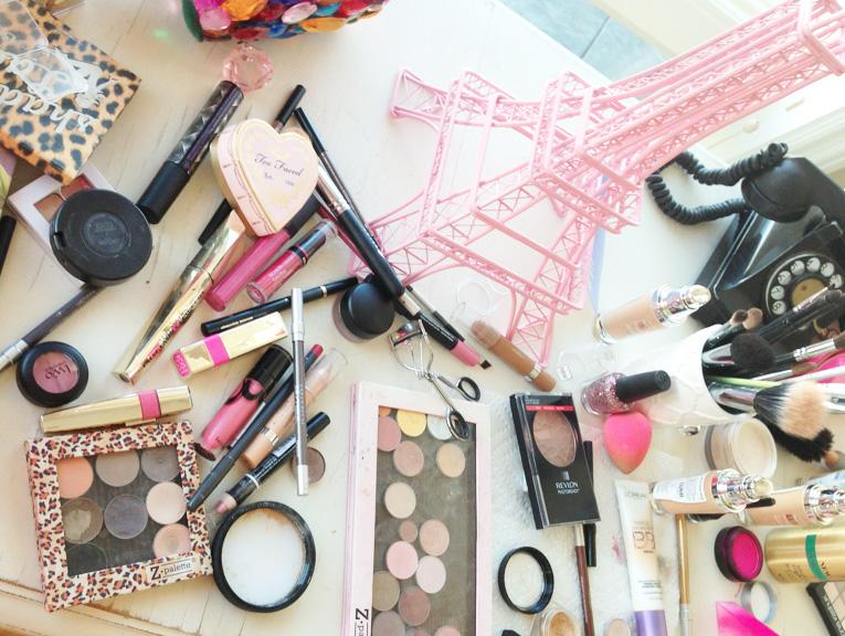 girly makeup backgrounds tumblr wwwimgkidcom the