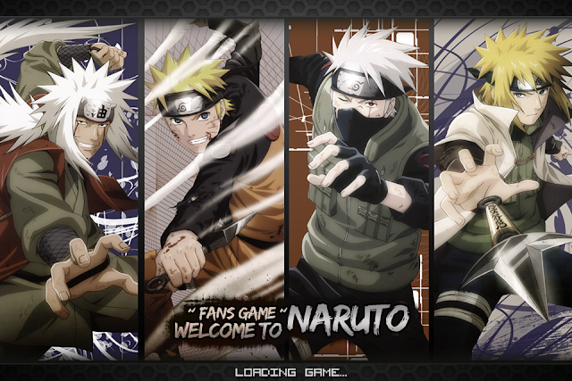 Naruto Fight Shadow Blade X v0.2.5 Apk Free