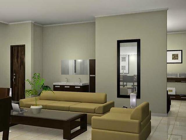 Gambar interior ruang tamu rumah minimalis