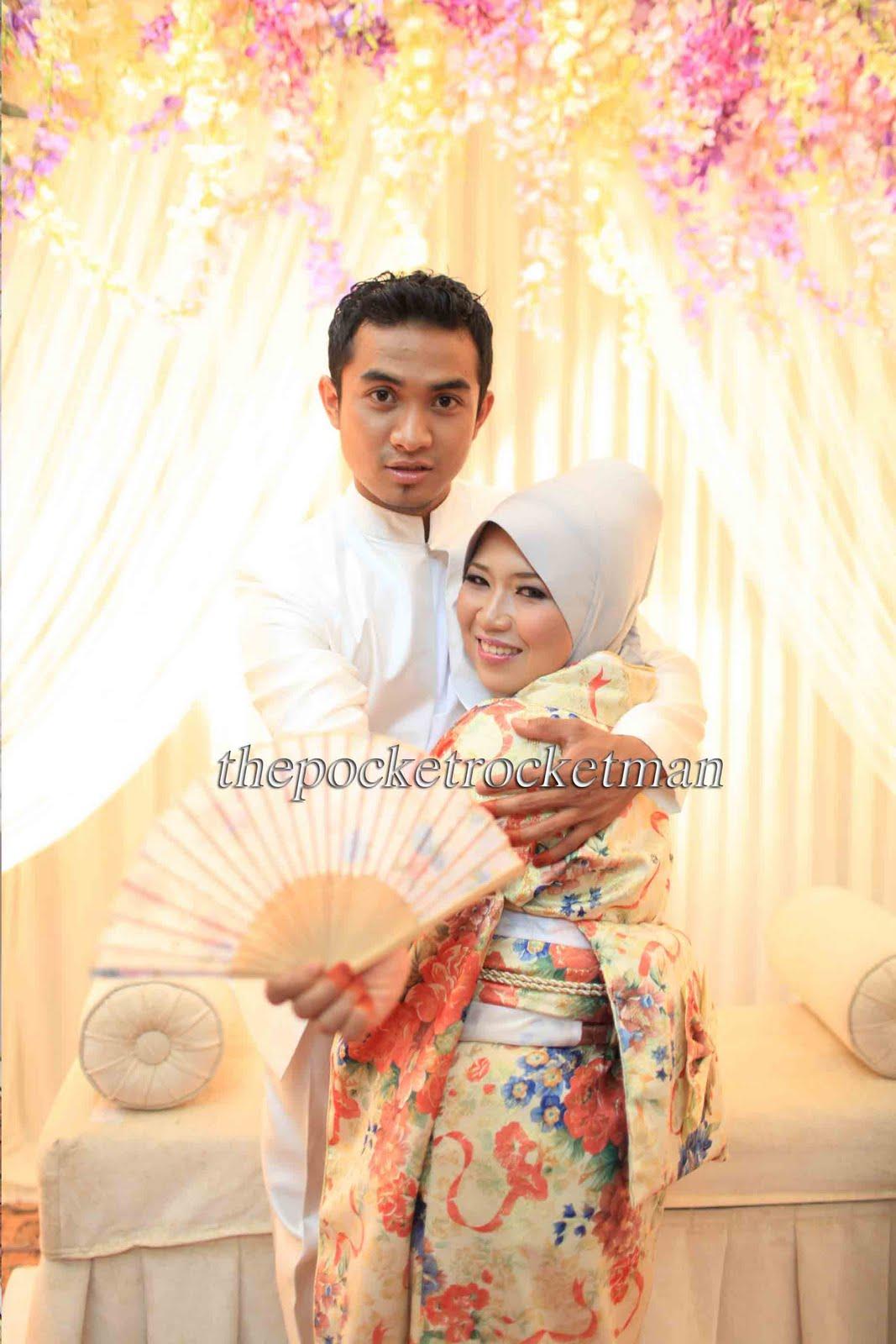 WEDDING Malam Berinai AzizulAthiahAmna