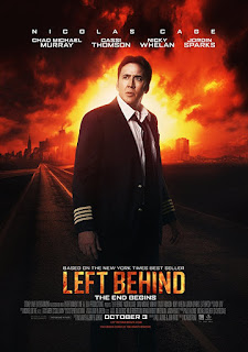 Left Behind (2014) Hindi Dual Audio BluRay | 720p | 480p