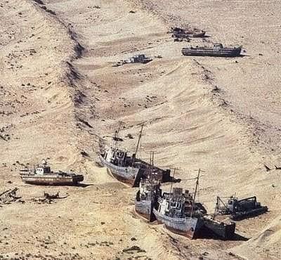 Laut Ke 4 Terbesar Dunia Yang Telah Hilang Pada Tahun 2008