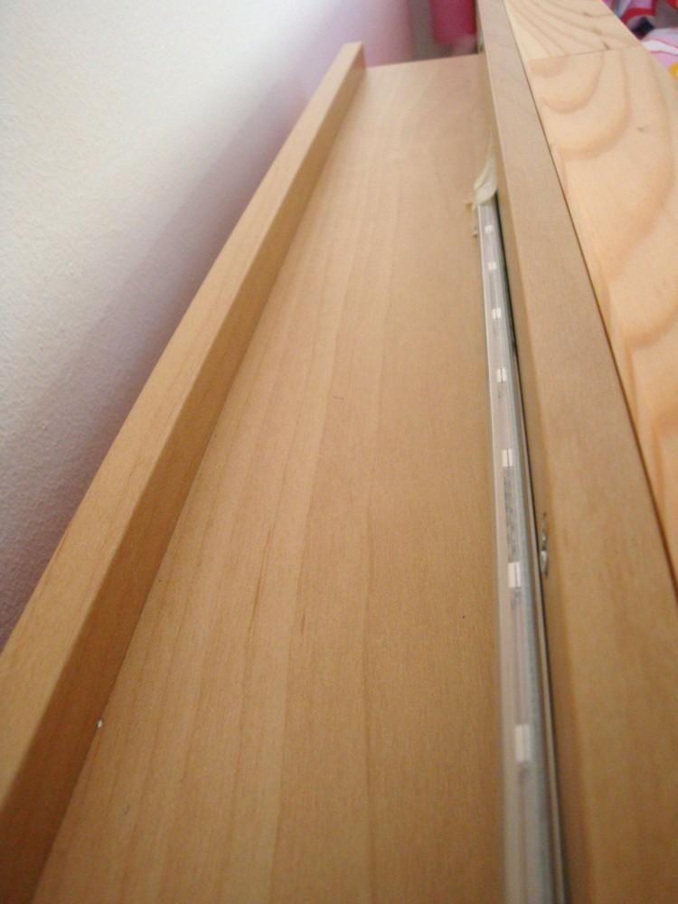 Diy a castle bunk bed letto a castello for Mensola sopra il letto