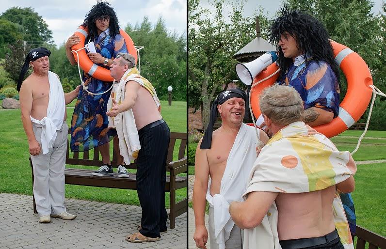 linksmas piršlio pakarimas per vestuves