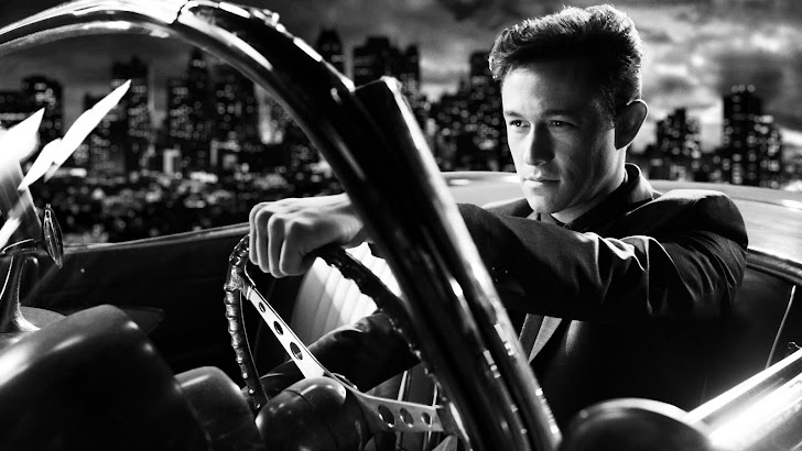 Sin City A Dame to Kill for 2014 Joseph Gordon