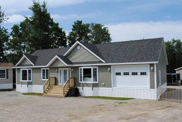 Gold River Homes Custom Built Manufactured Homes July 2012