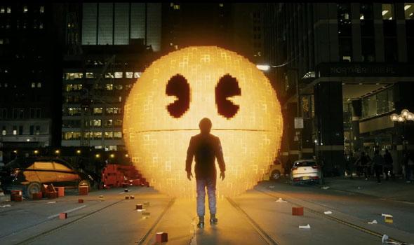 Filme: Pixels
