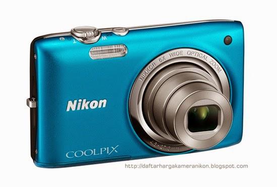 Harga dan Spesifikasi Kamera Nikon Coolpix S2700