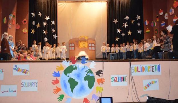 Lo spettacolo della Scuola dell'Infanzia di Annone Brianza: