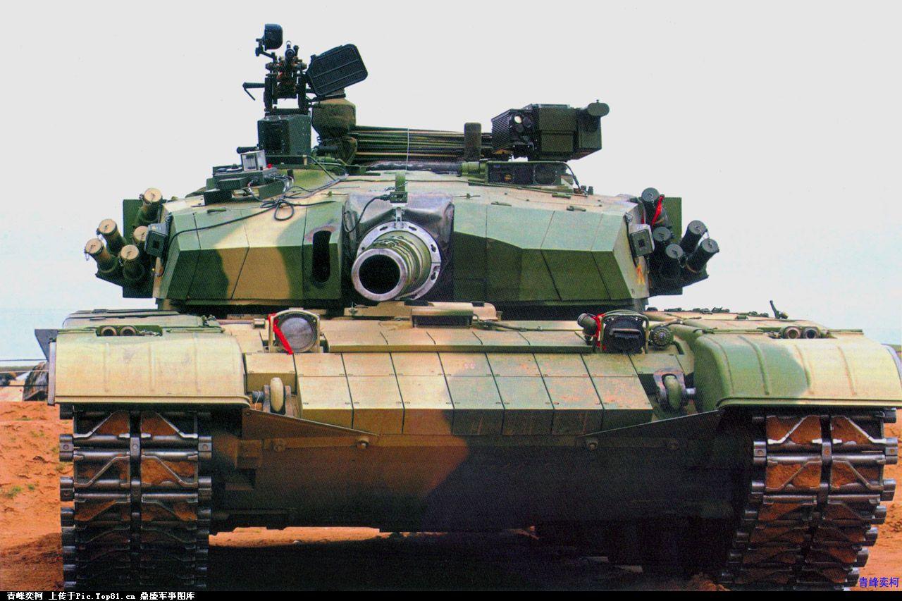 Type 99 – China