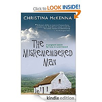 The Misremembered Man by Christina McKenna £0.99p