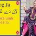 Rang Ja Summer Collection 2014 | Rang Ja Lawn De Lashkaray Stitched Lawn 2014