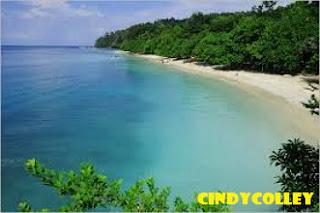 Rasakan keseruan liburan di Pantai pasir putih Pangandaran, ajak saudara dan teman anda!!!